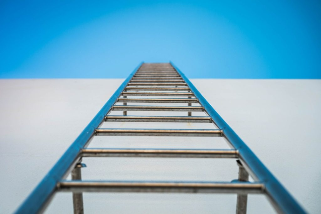 Why is Leadership the Only Way Up?